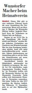Leine Zeitung 6 10 17